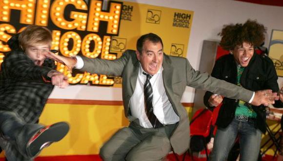 """""""Creo que Disney Channel y la compañía Disney están interesados en hacer High School Musical 4"""", dijo Kenny Ortega. (Getty Images)"""