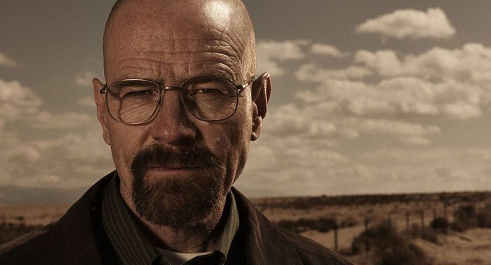 """Bryan Cranston se refirió a su posible participación en la película de """"Breaking Bad"""". (Foto: AMC)"""