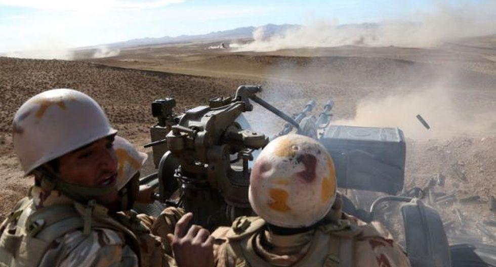 Irán es junto a Rusia el gran valedor del régimen del presidente sirio, al que ha apoyado desde el inicio del conflicto en 2011 con asesores militares y milicianos chiíes. (Foto: AFP)