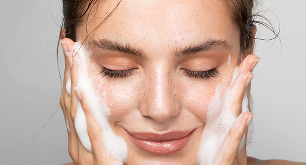 Limpieza de piel (Foto: Getty)
