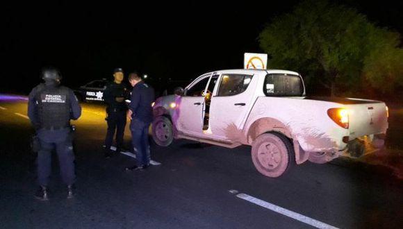 El alcalde fue localizado en un filtro de seguridad que instaló tanto Fuerza Civil como la Policía Estatal de Caminos de Nuevo León. (Foto: EFE)