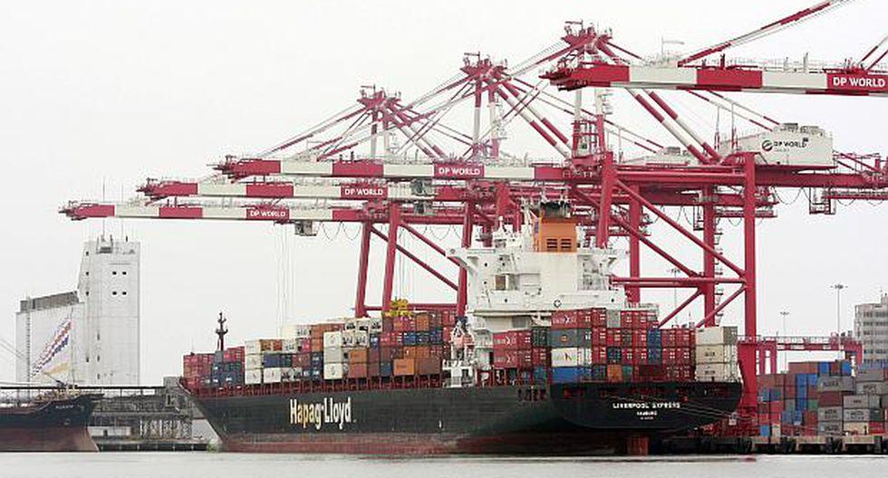 La balanza comercial del Perú acumula un superávit de US$4,924 millones pese al resultado de octubre. (Foto: GEC)