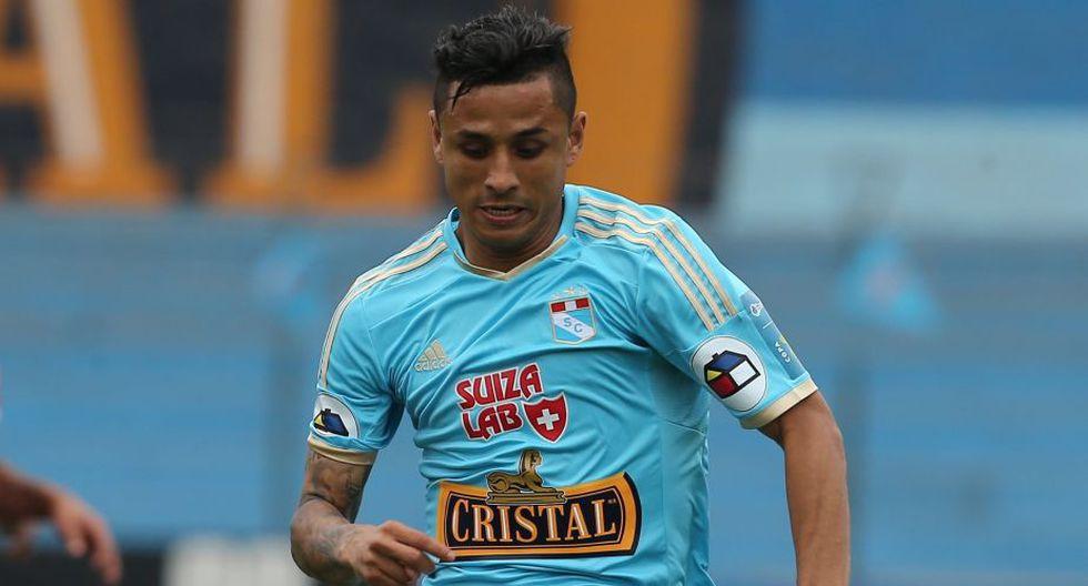 El volante peruano también fue jugador de Sporting Cristal. (USI)