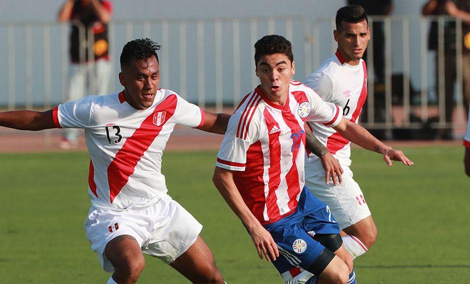 El seleccionador de Paraguay, el argentino Eduardo Berizzo, dio a conocer este sábado su lista de convocados para los amistosos FIFA frente a Perú y México en Estados Unidos. (Foto: Lino Chipana)