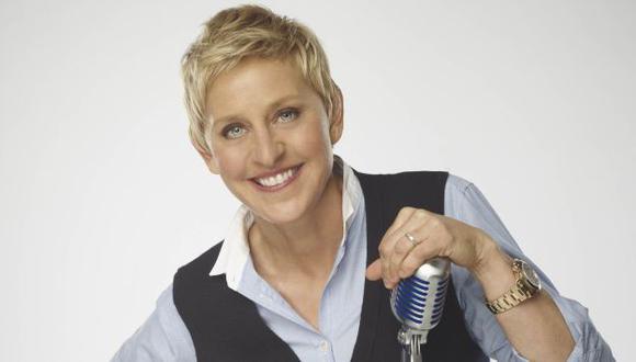 Ellen DeGeneres tiene 45 premios Emmy por su show en TV. (AP)
