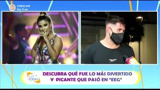 """""""Pancho"""" Rodríguez sobre Yahaira Plasencia: """"Tenemos una linda amistad"""""""