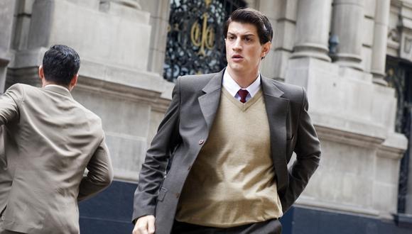 Javier Heraud es interpretado por el actor Stefano Tosso, en su primer protagónico.