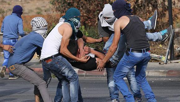 Más apuñalamientos. Es la práctica de ataque más usada por los civiles palestinos. (USI)