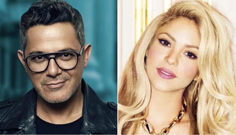 Alejandro Sanz y Shakira se volvieron a ver y sus fans quedaron impactados. (Instagram: @alejandrosanz / @shakira)
