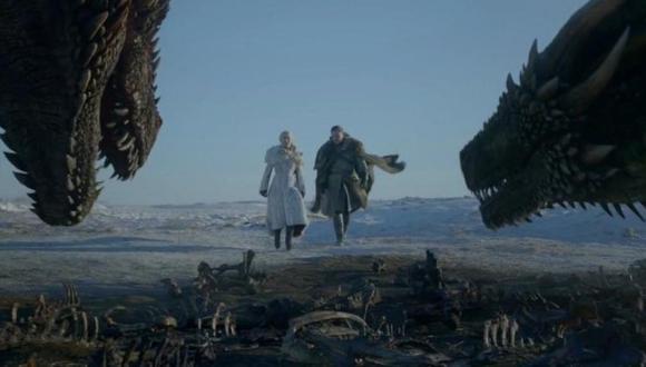 """Nueva intro de """"Game of Thrones"""" deslumbró a todos los fanáticos. (Foto: Captura de pantalla)"""