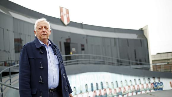 Antonio García Pye dio detalles de la planificación de la selección peruana. (Foto: GEC)