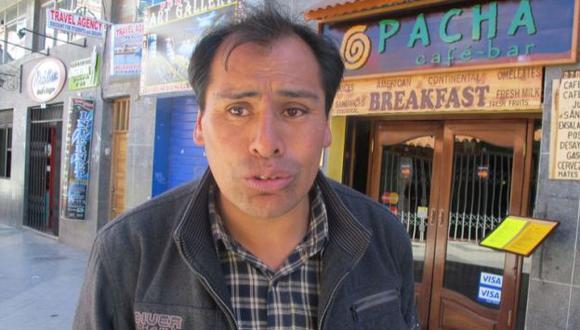 CUESTIONADO. Alcalde usaba título de ingeniero, pero es bachiller. (Radio Pachamama)