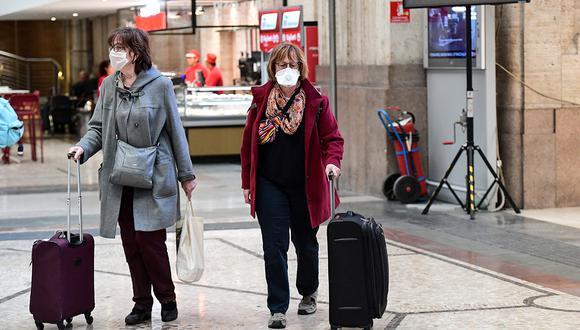 Se reportan los primeros casos de coronavirus COVID-19 en Bulgaria y Moldavia. (Foto: AFP/Referencial)