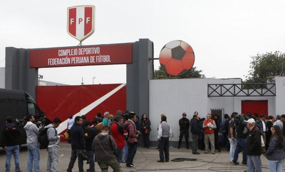 Selección peruana siempre realiza sus concentraciones en la Videna. (/USI)