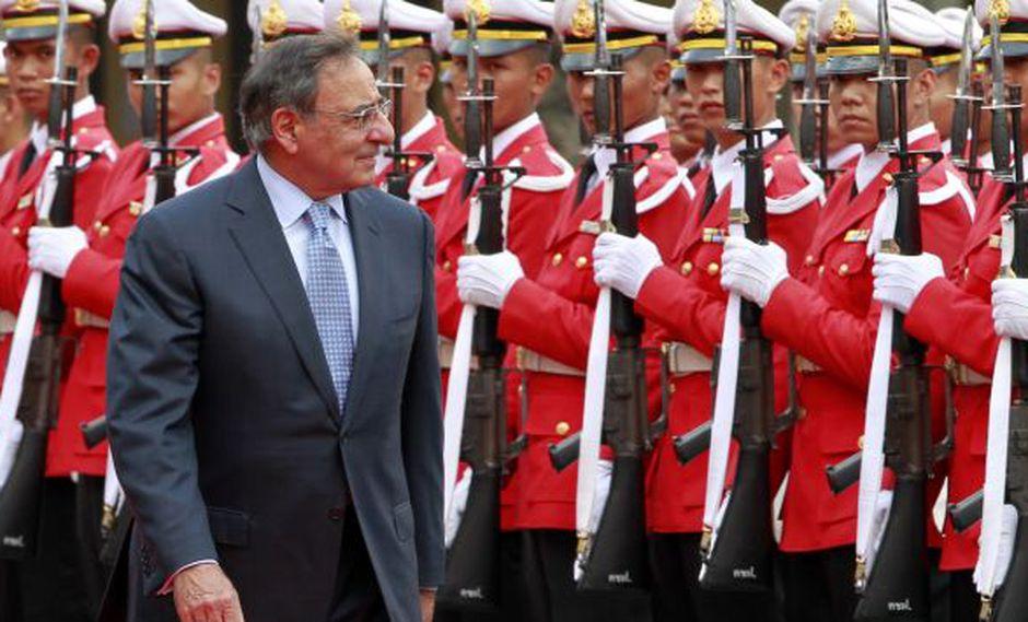 MANO DURA. León Panetta ordena investigar ética de oficiales. (Reuters)