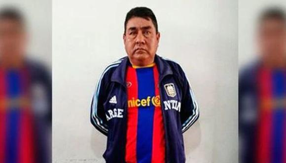 Pepe Hernández Tafur será puesto a disposición de las autoridades de turno. (Foto: La Industria)