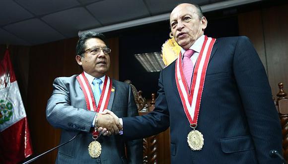 CNM declaró improcedente suspensión de Carlos Ramos Heredia y José Peláez. (Rafael Cornejo)