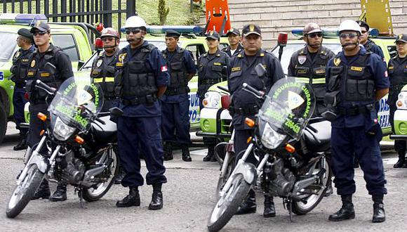 Plantean dotar de armas de fuego a personal de Serenazgo. (Perú21)