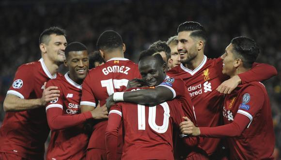 Con 29 unidades, Liverpool marcha cuarto en la tabla de posiciones del certamen, mientras que Everton ocupa la décima ubicación con 18 puntos. (AP)
