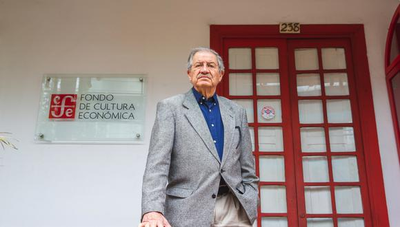 """""""Tengo un año y medio en Perú y no lo entiendo"""", dice Rodríguez, ingeniero petrolero mexicano. (Foto: Allen Quintana)."""