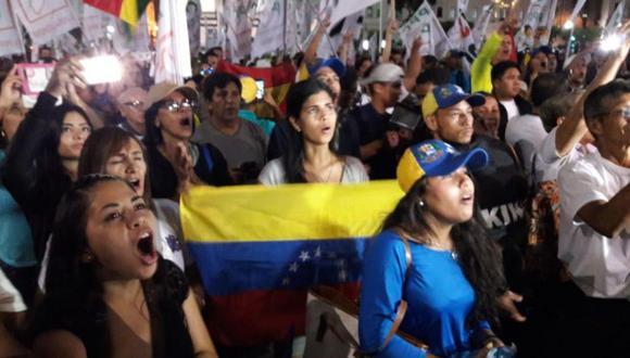 Hasta el 31 de diciembre de 2018, fecha en la que venció el plazo para iniciar el trámite del PTP, se registraron 495 mil ciudadanos venezolanos. (Foto: Jorge Malpartida / GEC)