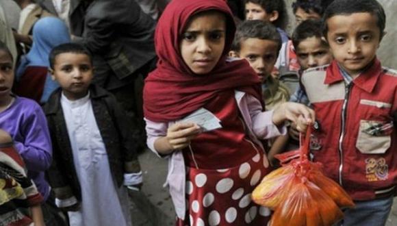 La organización indicó que 2,140 infantes han resultado heridos en el mismo periodo. (Difusión)