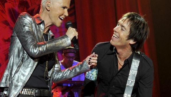 Marie Fredriksson, la cantante principal del dúo pop sueco Roxette, falleció luego de una larga lucha contra el cáncer. (AFP)