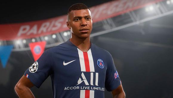 La realidad de FIFA 21 superará sus predecesores, tanto en los jugadores, sus movimientos y el clima, entre otros. (Captura)