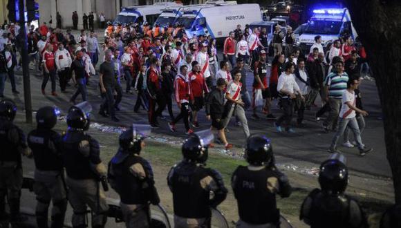 River Plate recibe a Boca Juniors este martes en el Monumental por el duelo de ida de la serie que afrontan por el pase a la final de la Copa Libertadores 2019. (Foto: AFP)