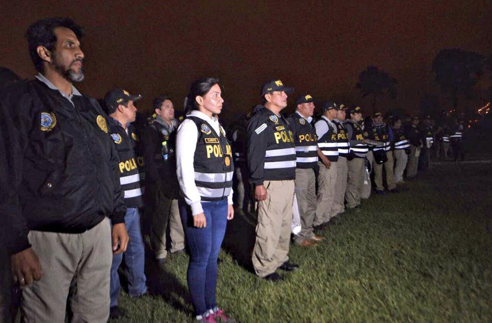 Los Topos de Lima Sur (Ministerio del Interior)