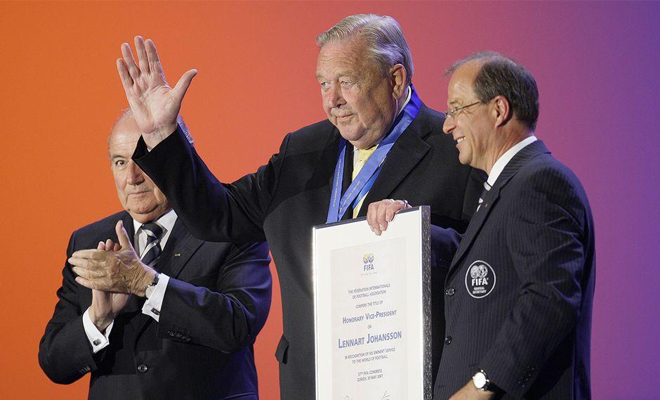 Durante el mandato de Lennart Johansson en la UEFA nació la hoy famosa Champions League. (Foto: AFP)