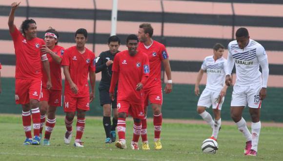Cienciano ganó a San Martín pero no pudo clasificar a la Copa Sudamericana. (Perú21)