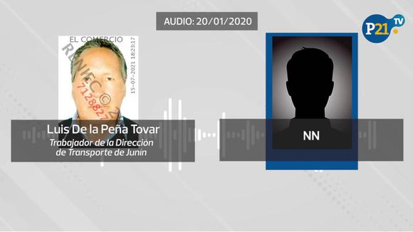 Audio of the Dynamics of the Center reveals possible contribution to the campaign of Waldermar Cerrón de Perú Libre