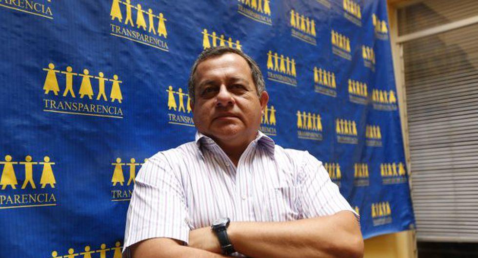Gerardo Távara exige al Congreso aprobar verdaderas reformas electorales para garantizar transparencia del proceso.