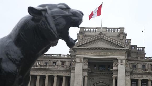 Poder Judicial emitió comunicado sobre demanda presentada por la Asociación Nacional de Magistrados del Perú. (Foto: Agencia Andina)