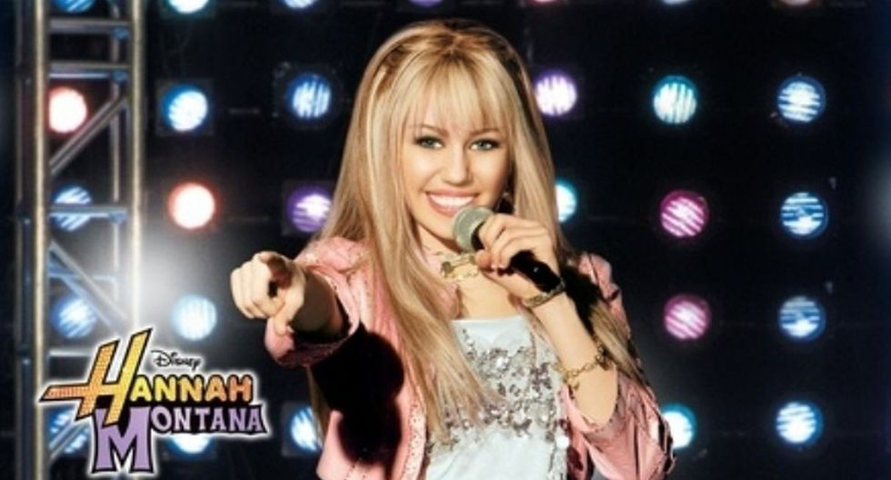 Miley Cyrus celebró el aniversario número 13 de Hannah Montana con algunas fotos del recuerdo. (Foto: Disney)