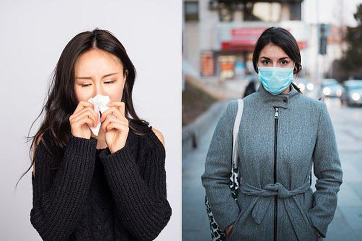 Síntomas de resfriado hipertensión
