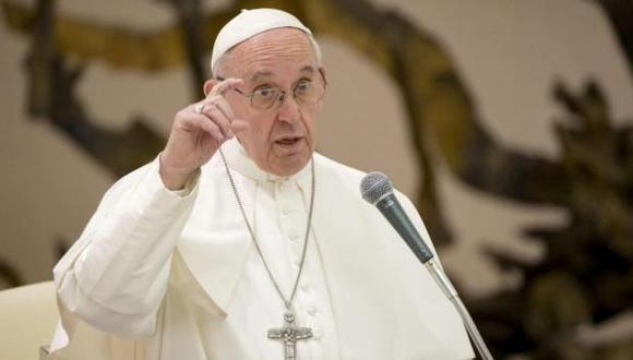 El papa llegará en enero del próximo año. (EFE)