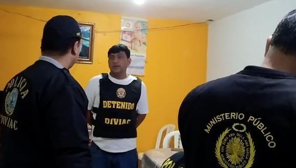 Policía captura a doce integrantes de red criminal 'Los Malditos de la Huaca Santa Rosa' (Captura: video)