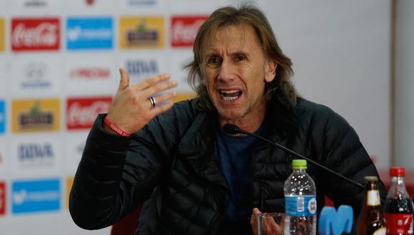 ¿Ricardo Gareca volverá a la Selección Peruana? Todo sobre el futuro del entrenador que nos llevó al Mundial. (USI)