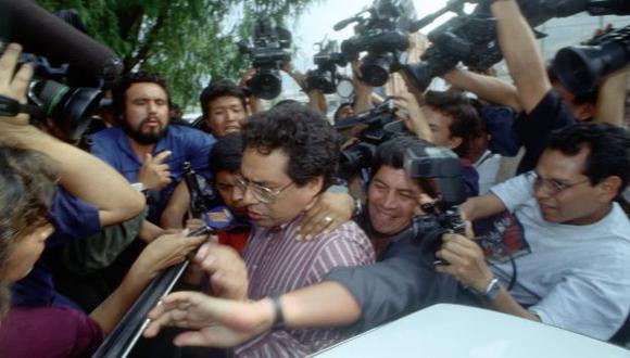 HACE 17 AÑOS. Uno de los mayores golpes al terrorismo se produjo en La Molina al caer el grupo liderado por Rincón Rincón. (USI)
