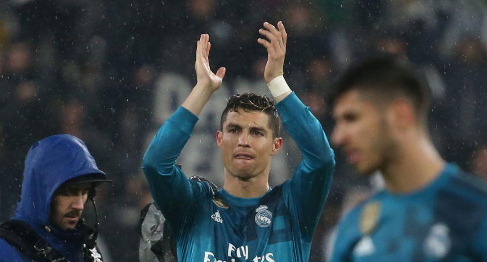Cristiano Ronaldo nuevamente fue determinante en Real Madrid. CR7 anotó un doblete y brindó una asistencia para el triunfo madridista sobre Juventus. (REUTERS)