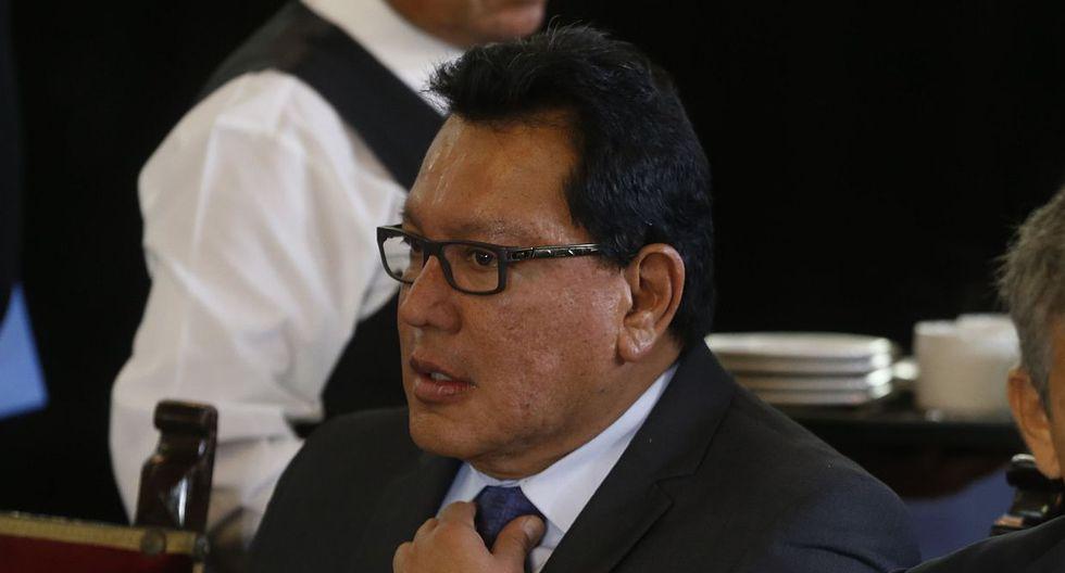 El Ministerio Público pide 36 meses de prisión preventiva contra el ex gobernador regional del Callao, Félix Moreno. (Foto: USI)