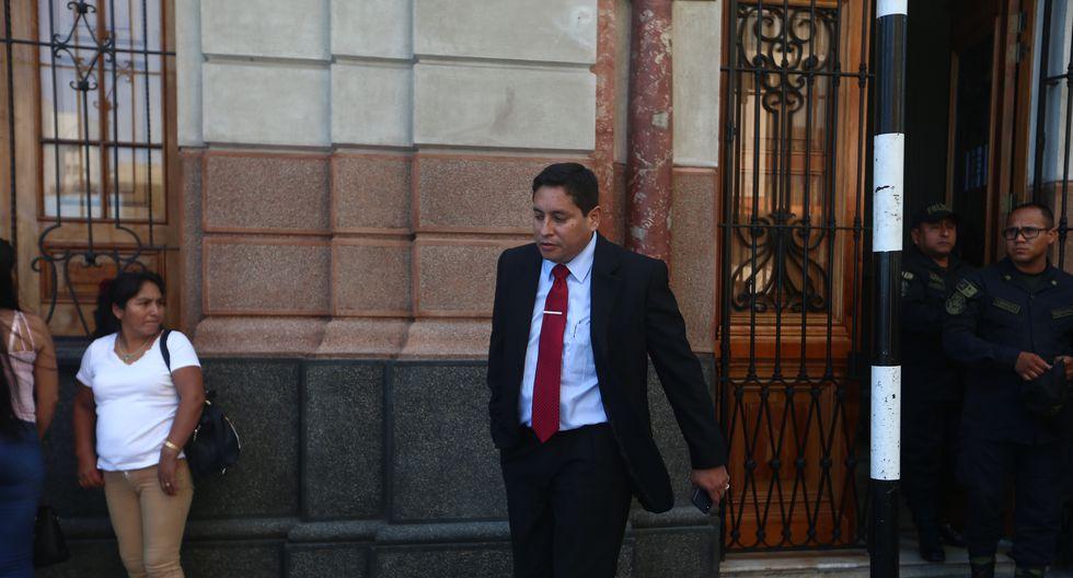 Raúl Prado Ravines pasó a la clandestinidad en setiembre por el caso 'Escuadrón de la Muerte'.