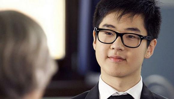 Nieto del fallecido líder norcoreano estudiará en Francia. (AFP)