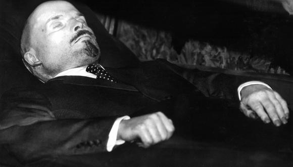 """El FSO no informó del carácter de los """"trabajos profilácticos rutinarios"""" realizados en el mausoleo de Lenin. (Foto: EFE)"""