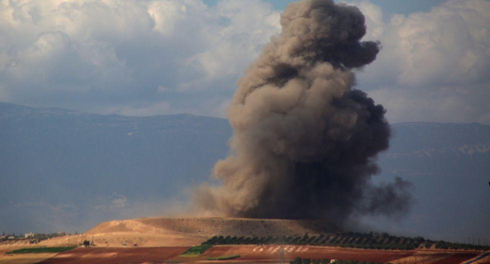 Rusia e Irán deberán tener en cuenta la postura de Turquía (respaldo a los rebeldes), que dispone de tropas en Idlib y teme una llegada masiva de refugiados a su territorio. (Foto: AFP)