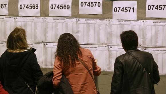 Este domingo 11 de abril se llevará a cabo las Elecciones Generales 2021. (Foto: EFE/Victor Lerena)
