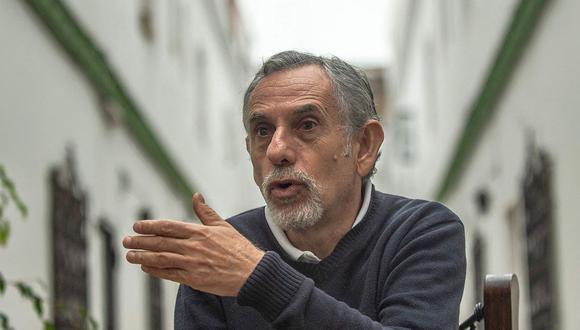 Pedro Francke era voceado como el próximo titular del MEF de Pedro Castillo. (Foto: AFP)