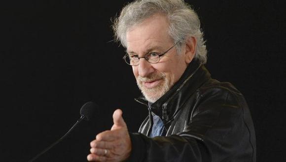 Steven Spielberg está produciendo múltiples películas y programas de televisión. (AP)